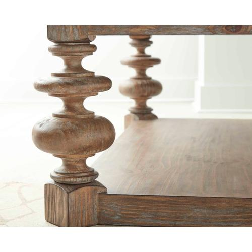 A.R.T. Furniture - Architrave Rectangular Cocktail Table