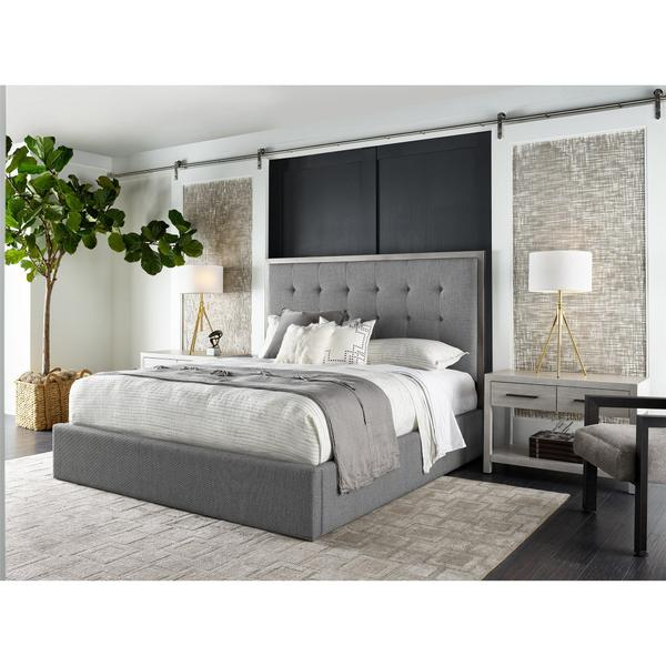 See Details - Panel Queen Bed