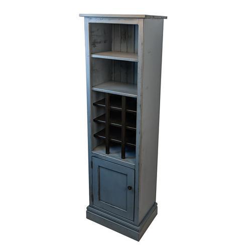 Gallery - Wine Cabinet with Shaker Door