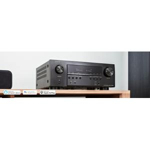 7.2 Channel 90W AV Receiver with HEOS Built-in in Black