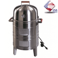 See Details - 5029 Electric Water Smoker