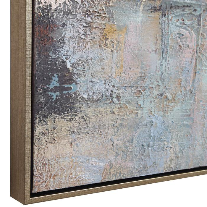 Uttermost - Morning Sunrise Hand Painted Canvas