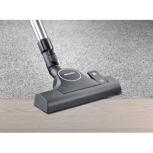 Miele - Compact C1 Pure Suction PowerLine - SCAE0 - canister vacuum cleaners With high suction power and telescopic tube for thorough, convenient vacuuming.
