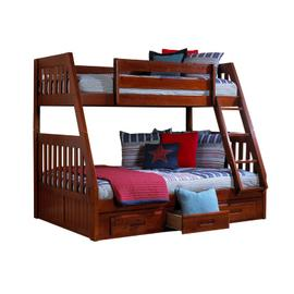 See Details - Mission Twin/Full Bunk