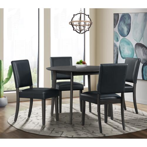 Trent Round 5PC Dining Set