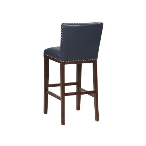 Tiffany KD Bar Chair, Navy