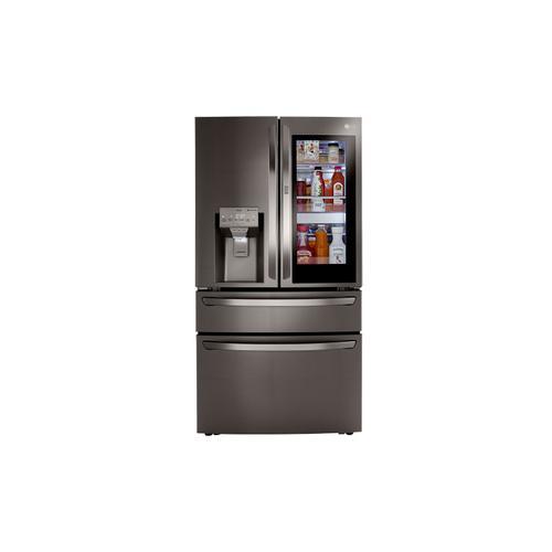 Product Image - 30 cu. ft. Smart wi-fi Enabled InstaView™ Door-in-Door® Refrigerator with Craft Ice™ Maker