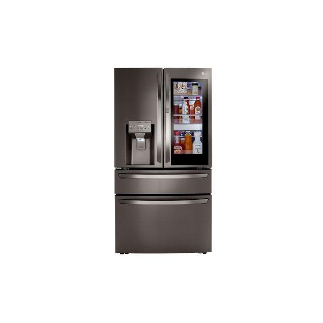 LG Appliances 30 cu. ft. Smart wi-fi Enabled InstaView™ Door-in-Door® Refrigerator with Craft Ice™ Maker