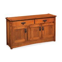 "Grant Console Cabinet, 54"", Grant Console Cabinet, 54"""