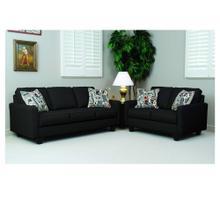 Graham Black Sofa