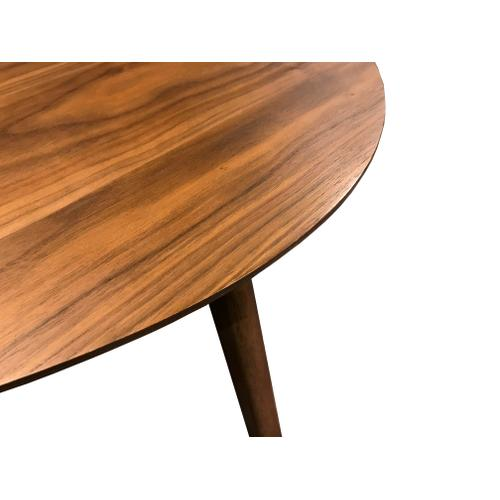 Simplicity Coffee Table, Walnut Brown T550-0
