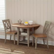 View Product - Opt 3 Piece Drop Leaf Table Set