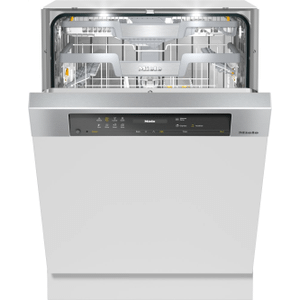 MieleG 7516 SCi AutoDos - Semi-integrated dishwasher XXL with Automatic Dispensing thanks to AutoDos with integrated PowerDisk.