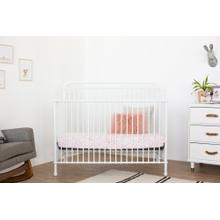 View Product - Washed White Winston 4-in-1 Convertible Crib