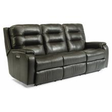 See Details - Arlo Power Reclining Sofa with Power Headrests