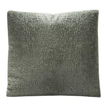 See Details - ARIES CHARCOAL PILLOW  Down Feather Insert