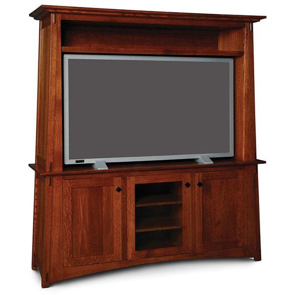 See Details - McCoy 2-Piece Widescreen Center