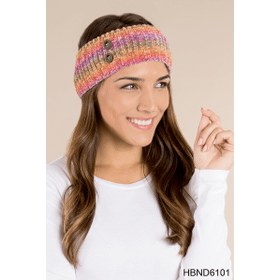 Aurora Headband (6 pc. ppk.)