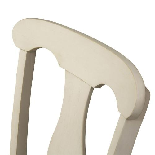 Uph Splat Back Side Chair (RTA)