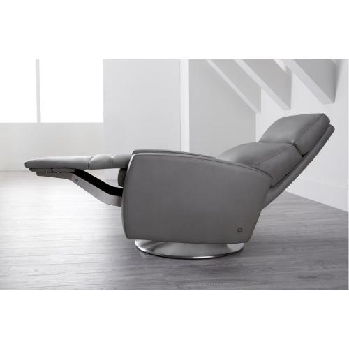 Elliot Sophisticated Recliner Chair - American Leather