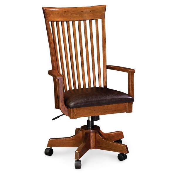 See Details - Loft Arm Desk Chair - Express