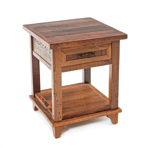 Pagosa Springs - 1 Drawer Night Stand