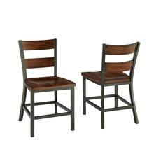 See Details - Cabin Creek Dining Chair (set of 2)