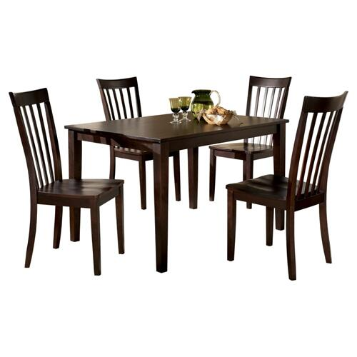 Hyland 5PC Table Set (D258-225)