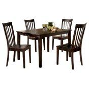 Hyland Dining Table and Chairs (set of 5)