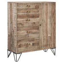 See Details - Camp Ridge Accent Cabinet