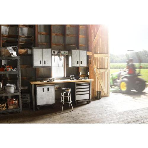 """Gallery - Premier Pre-Assembled 30"""" Wall GearBox"""