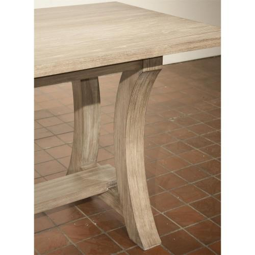 Sophie - Counter Height Dining Table - Natural Finish