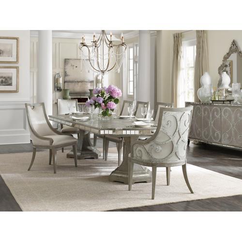 Sanctuary Upholstered Arm Chair - 2 per carton/price ea