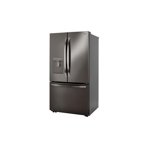 29 cu ft. Smart wi-fi Enabled French Door Refrigerator with Slim Design Water Dispenser