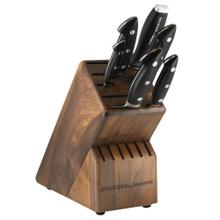 ZWILLING KRAMER EUROLINE Essentials Collection 7-pc Knife Block Set
