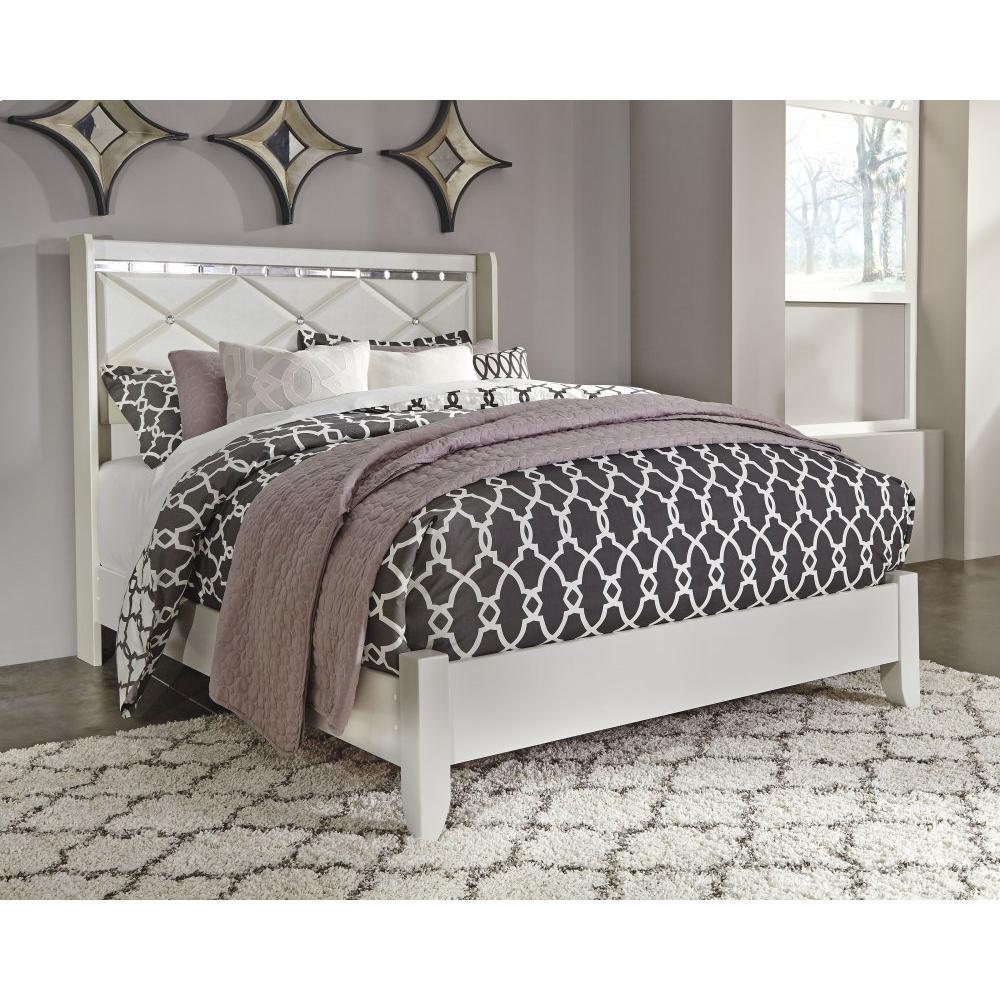 Dreamur Queen Panel Bed