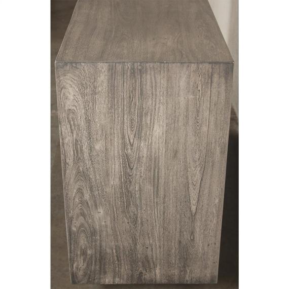 Riverside - Waverly - Sideboard - Sandblasted Gray Finish