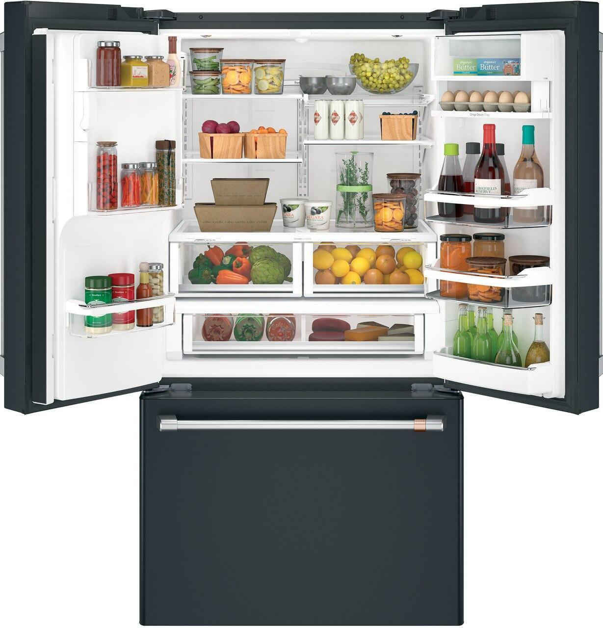 Cafe Appliances French Door Refrigerators