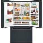 Café ENERGY STAR™ 27.8 Cu. Ft. Smart French-Door Refrigerator with Hot Water Dispenser