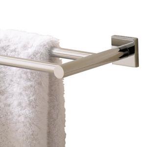 "Braga Double Towel Rail, 20"""