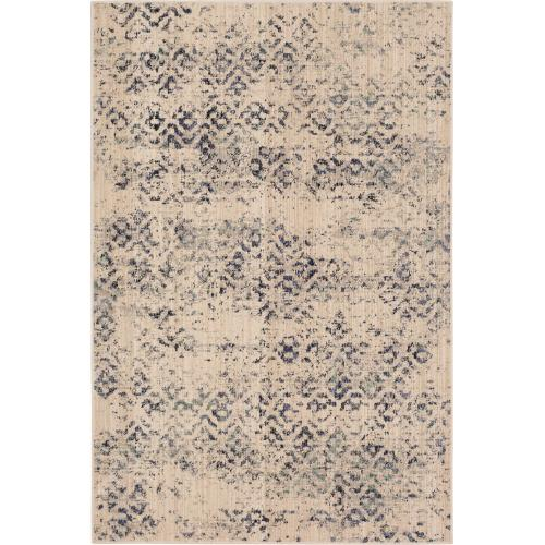 "Axiom Mote Indigo 2' 4""x7' 10"" Runner"