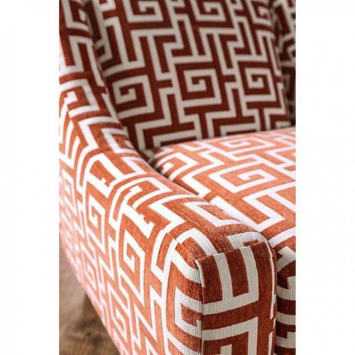 Esmay Chair In Orange