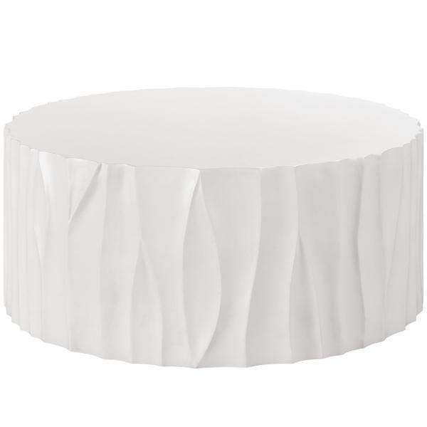 Geneva Round Cocktail Table
