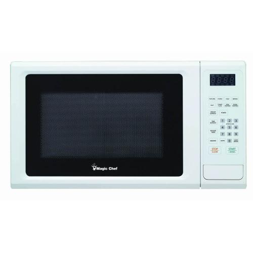 1.1 cu. ft. Countertop Microwave Oven