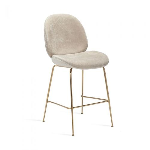 Luna Counter Stool - Beige Latte