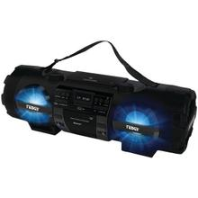 CD/MP3 Bass Reflex Boom Box & PA System with Bluetooth®