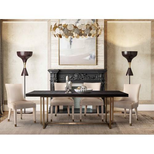 Tov Furniture - Mason Black Table