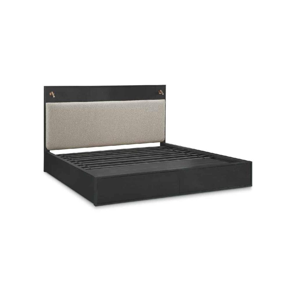 See Details - Bobby Berk Queen Faber Platform Storage Bed by A.R.T. Furniture