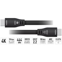 See Details - 50FT HDMI Cable (4K@60Hz/18G/444/CL3/FT4/Ethernet/ARC/24AWG)