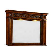 Marbella Hutch Mirror Tobacco